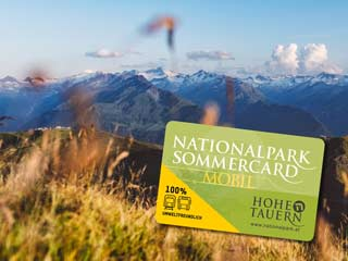 Appartements Theresa | Nationalpark Sommercard | © David Innerhofer